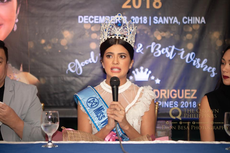 ✪✪✪ MISS WORLD 2018 - COMPLETE COVERAGE  ✪✪✪ 45734111