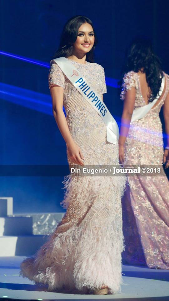 BINIBINING PILIPINAS - INTERNATIONAL 2018: Ma Ahtisa Manalo  - Page 3 45737610