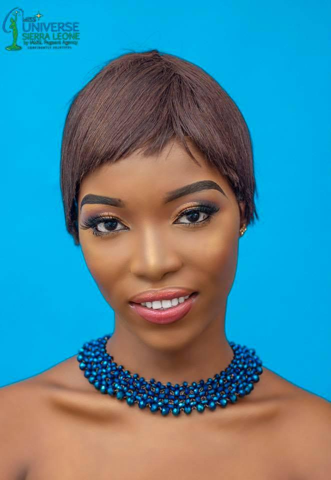 Miss Universe SIERRA LEONE 2018  - November 17th 45752012