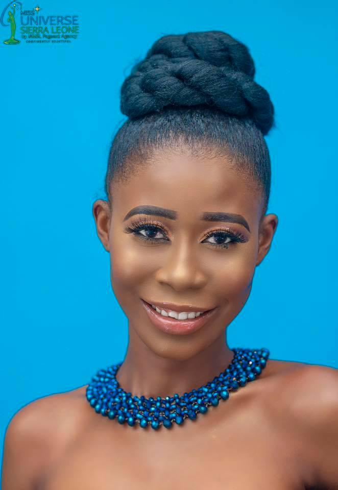 Miss Universe SIERRA LEONE 2018  - November 17th 45763812