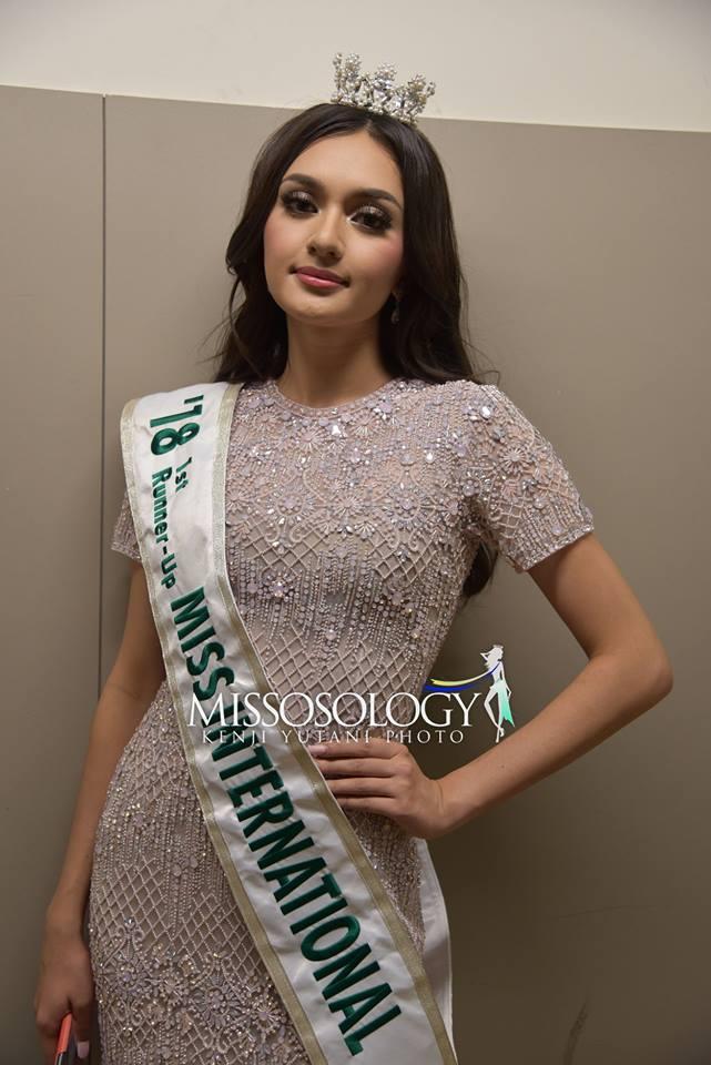 BINIBINING PILIPINAS - INTERNATIONAL 2018: Ma Ahtisa Manalo  - Page 3 45782310