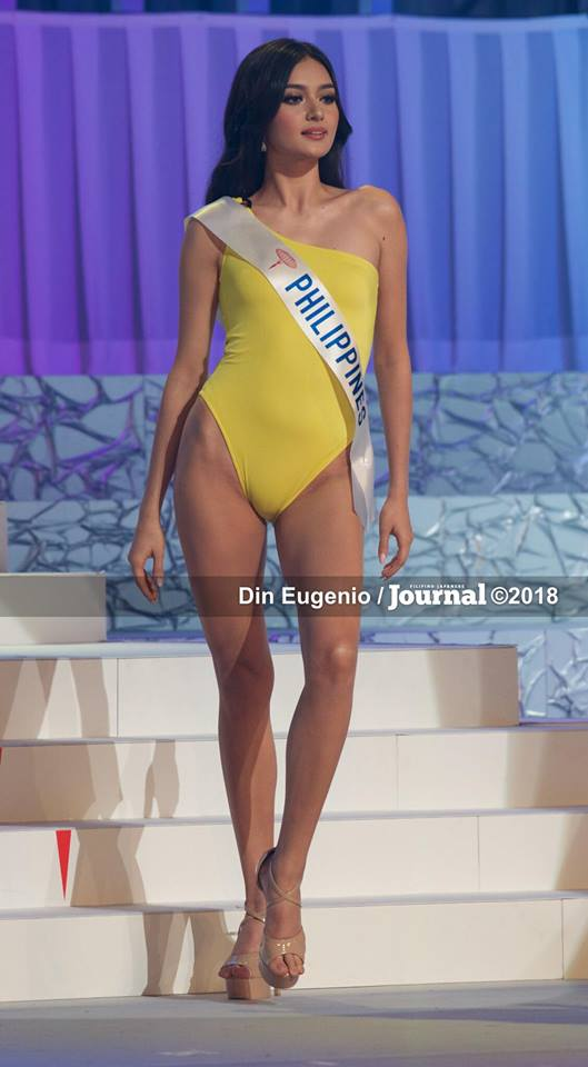 BINIBINING PILIPINAS - INTERNATIONAL 2018: Ma Ahtisa Manalo  - Page 3 45793310