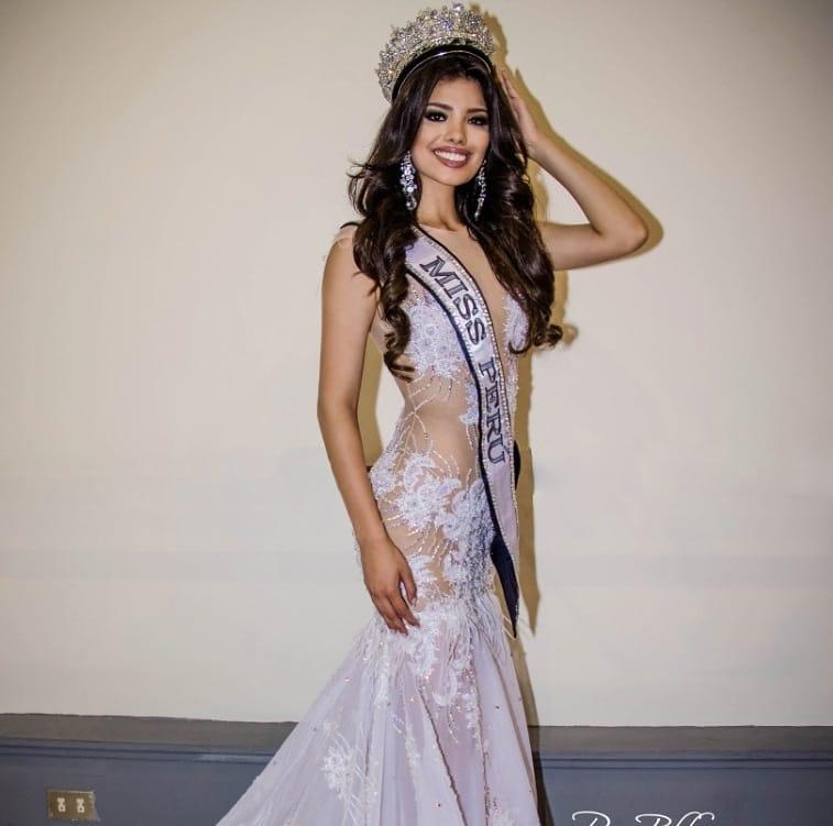 Anyella Grados (MISS PERU 2019) -  DETHRONNED 45828210