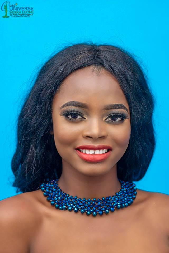 Miss Universe SIERRA LEONE 2018  - November 17th 45830611
