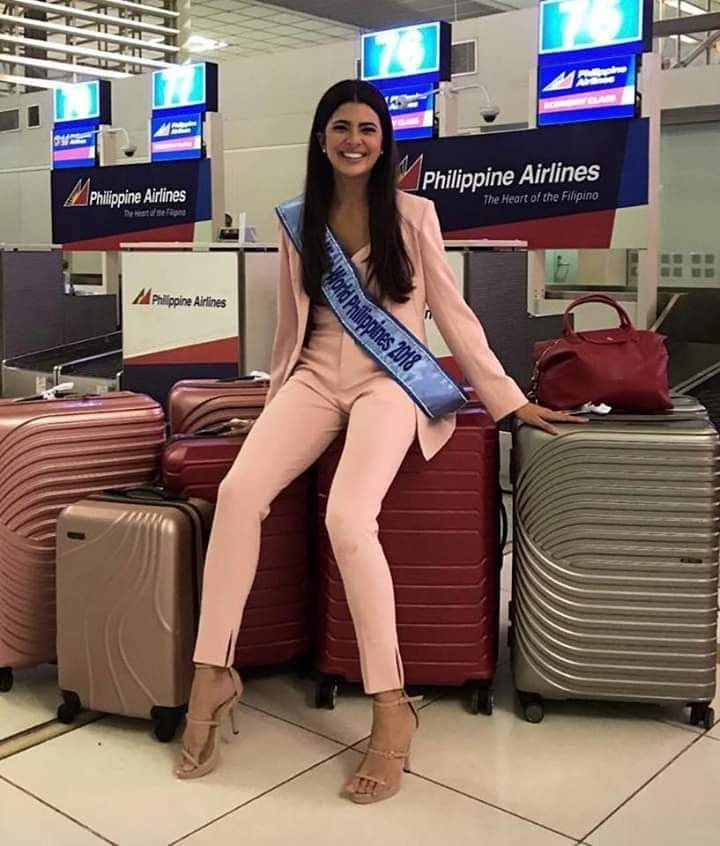 ✪✪✪ MISS WORLD 2018 - COMPLETE COVERAGE  ✪✪✪ - Page 2 46024710