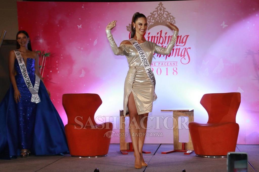 Catriona Elisa Gray (PHILIPPINES WORLD 2016 & UNIVERSE 2018) - Page 13 46027110
