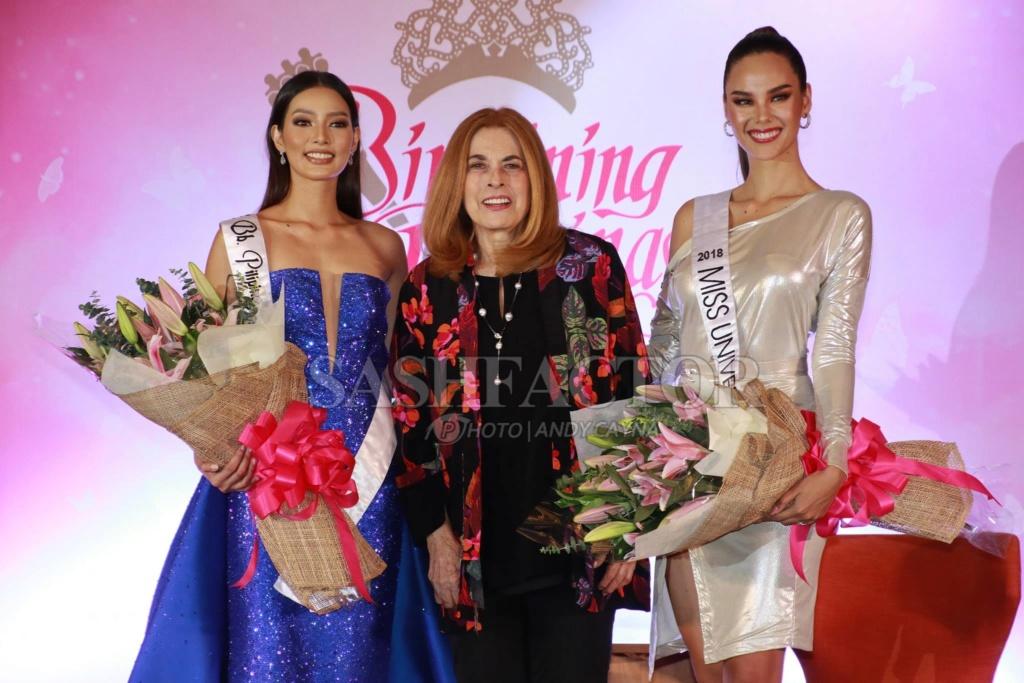 Catriona Elisa Gray (PHILIPPINES WORLD 2016 & UNIVERSE 2018) - Page 13 46033110