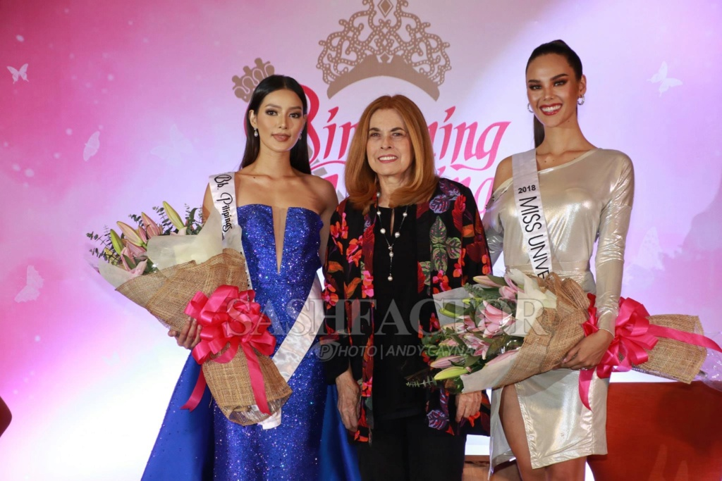 Catriona Elisa Gray (PHILIPPINES WORLD 2016 & UNIVERSE 2018) - Page 13 46059010