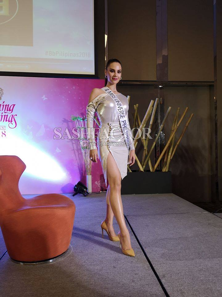 Catriona Elisa Gray (PHILIPPINES WORLD 2016 & UNIVERSE 2018) - Page 13 46069810