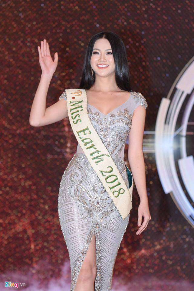 ** Official Thread of Miss Earth 2018-Phuong Khanh Nguyen from VIETNAM** - Page 2 46083810
