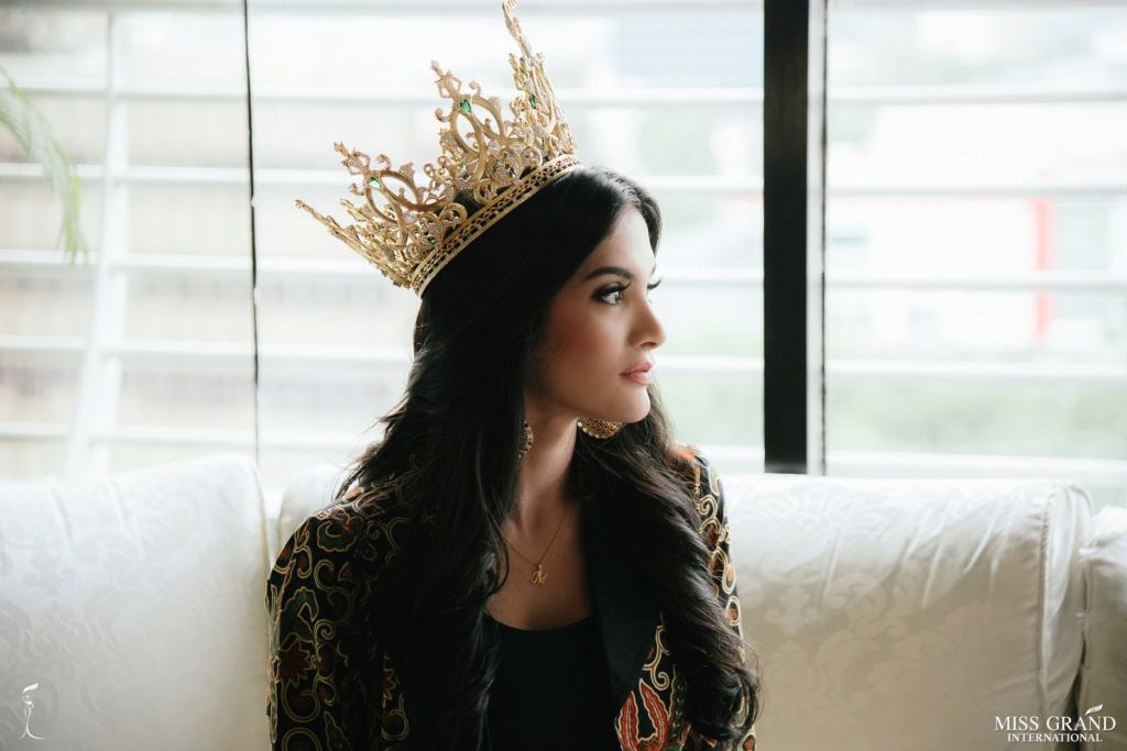 Official Thread of MISS GRAND INTERNATIONAL 2018 - María Clara Sosa - PARAGUAY - Page 2 46148610