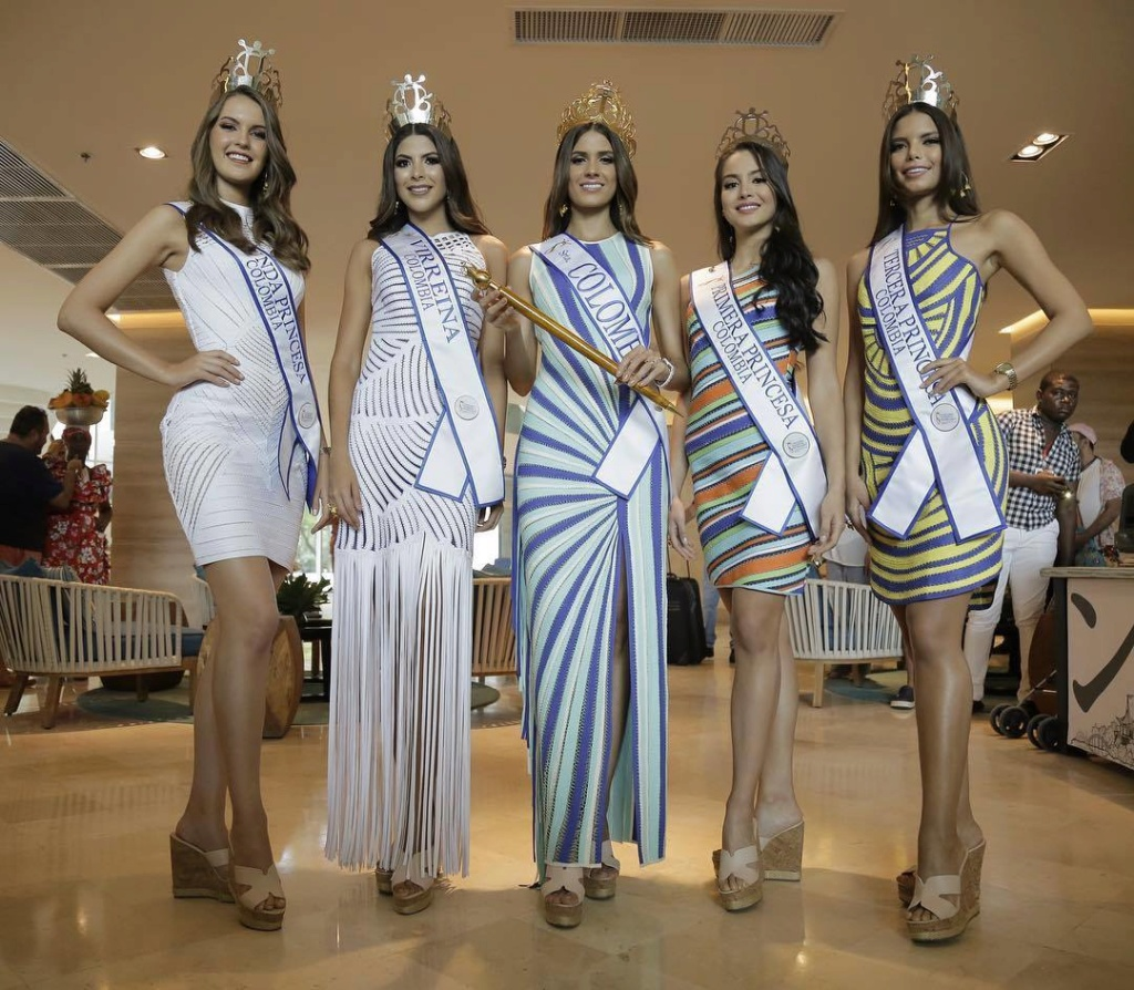 Road to Señorita Colombia 2019 is Valle!!! - Page 2 46183010