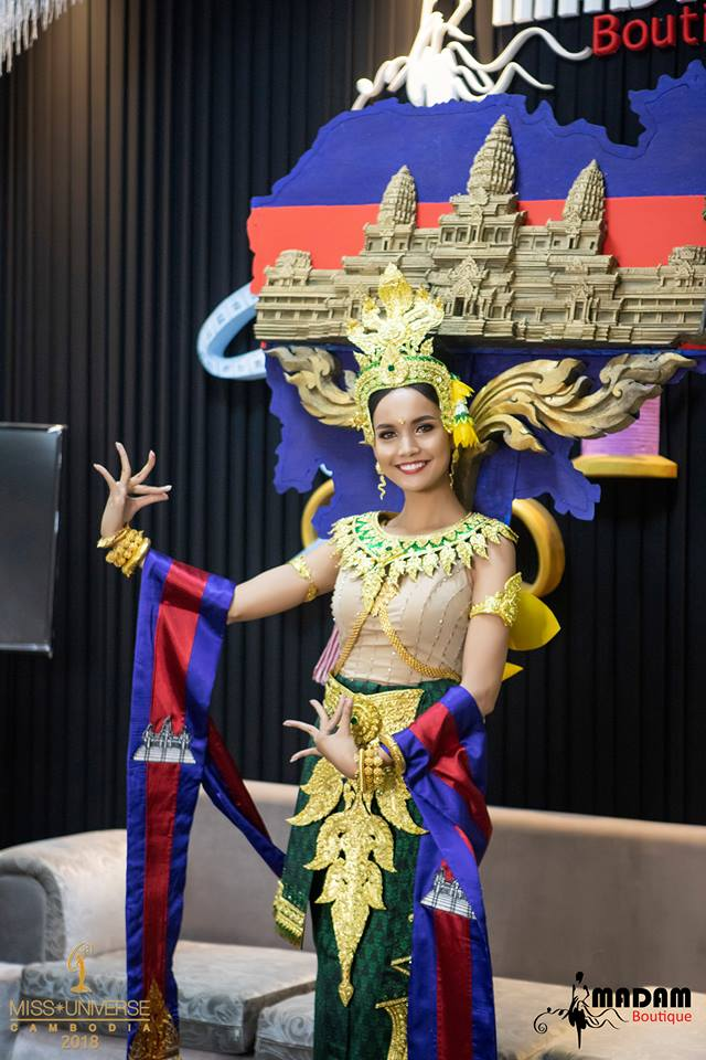 Miss Universe 2018 @ NATIONAL COSTUMES - Photos and video added 46286011