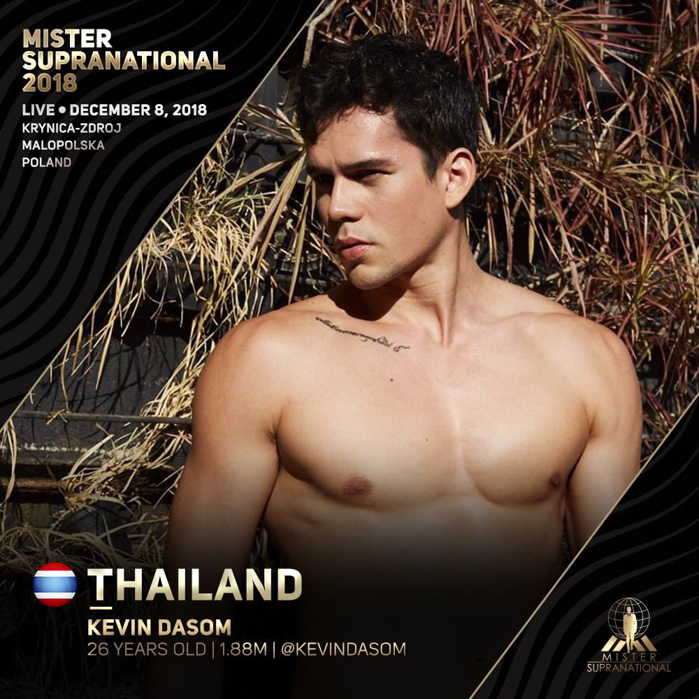 *** Road to MISTER SUPRANATIONAL 2018 is INDIA*** - Page 2 46310412