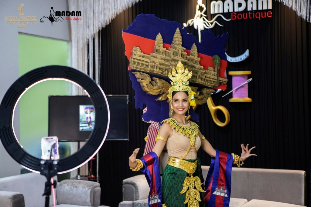 Miss Universe 2018 @ NATIONAL COSTUMES - Photos and video added 46342110