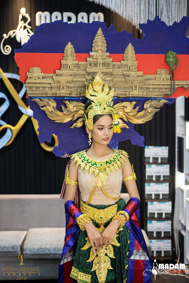 Miss Universe 2018 @ NATIONAL COSTUMES - Photos and video added 46342210