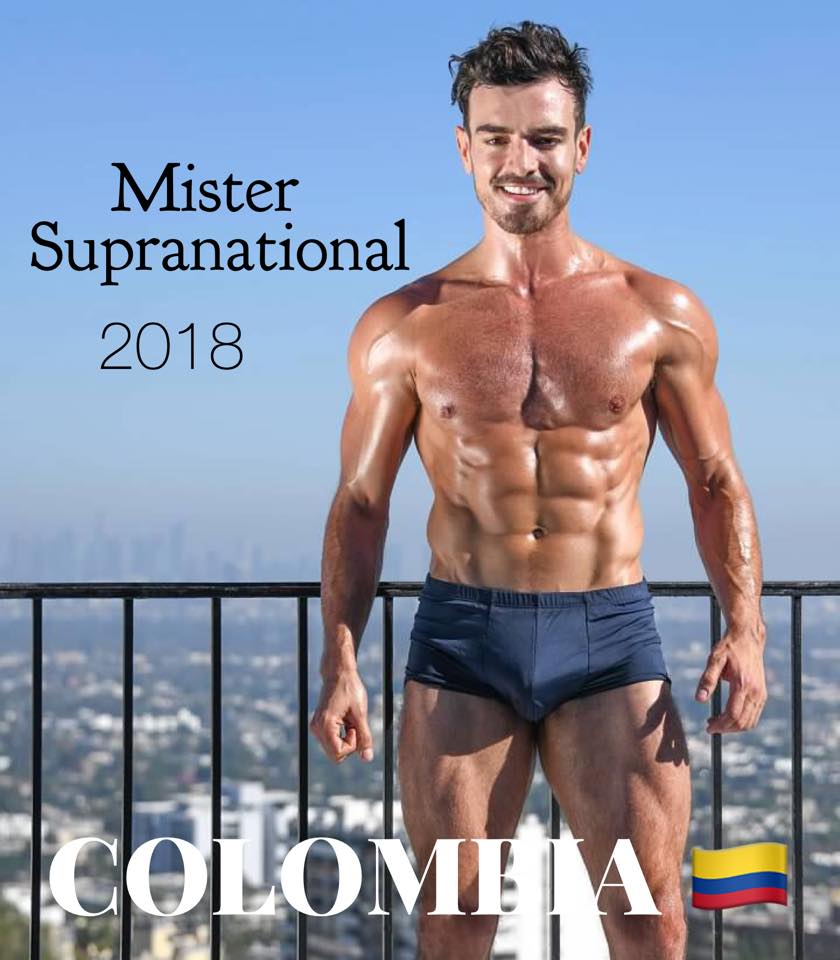 Andres Mejia Vallejo (COLOMBIA 2018) 46407310