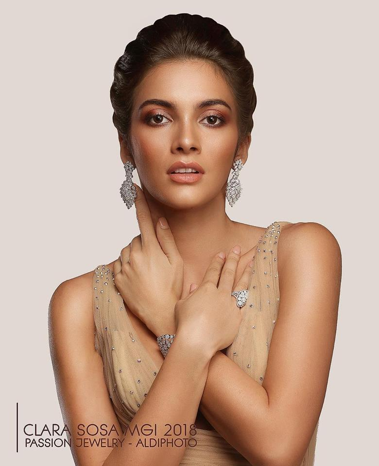 Official Thread of MISS GRAND INTERNATIONAL 2018 - María Clara Sosa - PARAGUAY - Page 2 46453111