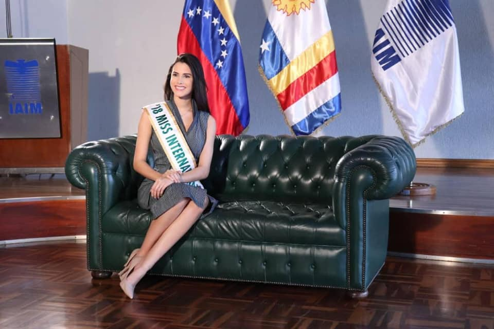 Official Thread of MISS INTERNATIONAL 2018: Mariem Velazco of VENEZUELA - Page 3 46507210