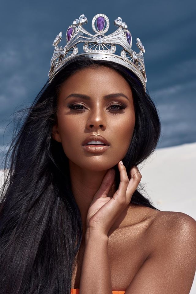 Tamaryn Green (SOUTH AFRICA 2018) - Page 5 46510910