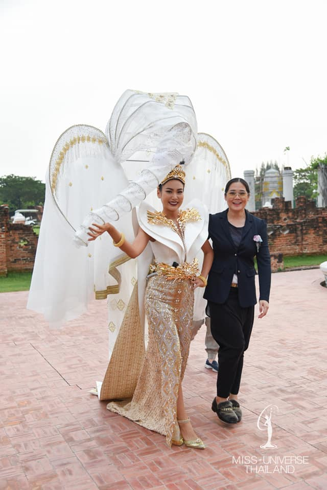 Miss Universe 2018 @ NATIONAL COSTUMES - Photos and video added 46511013