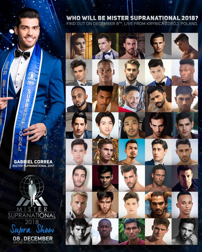 *** Road to MISTER SUPRANATIONAL 2018 is INDIA*** - Page 2 46521110