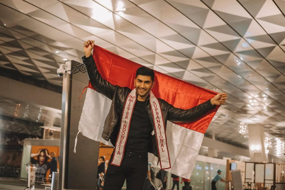 *** Road to MISTER SUPRANATIONAL 2018 is INDIA*** - Page 2 46695110