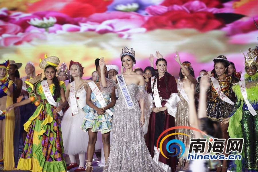 ✪✪✪ MISS WORLD 2018 - COMPLETE COVERAGE  ✪✪✪ - Page 27 46698312