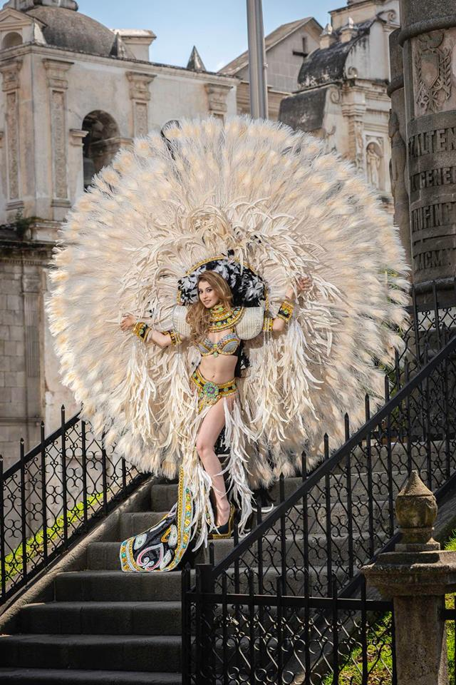 Miss Universe 2018 @ NATIONAL COSTUMES - Photos and video added - Page 2 46779811