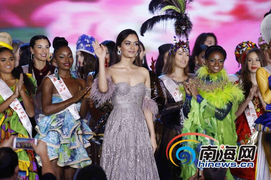 ✪✪✪ MISS WORLD 2018 - COMPLETE COVERAGE  ✪✪✪ - Page 27 46811510