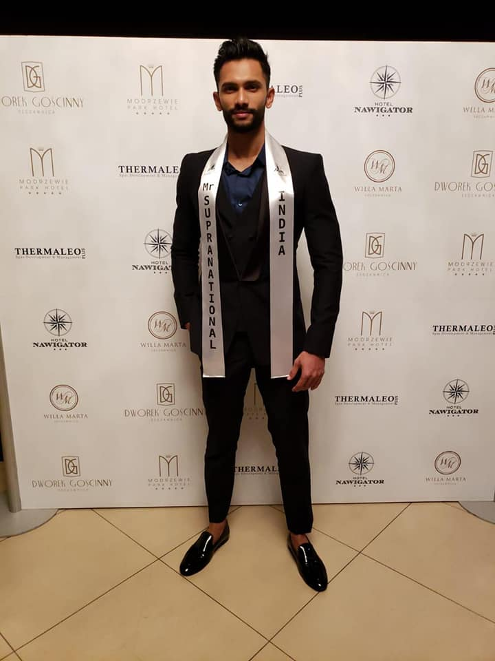 Official Thread of MISTER SUPRANATIONAL 2018: Prathamesh Maulingkarfrom INDIA 46863410
