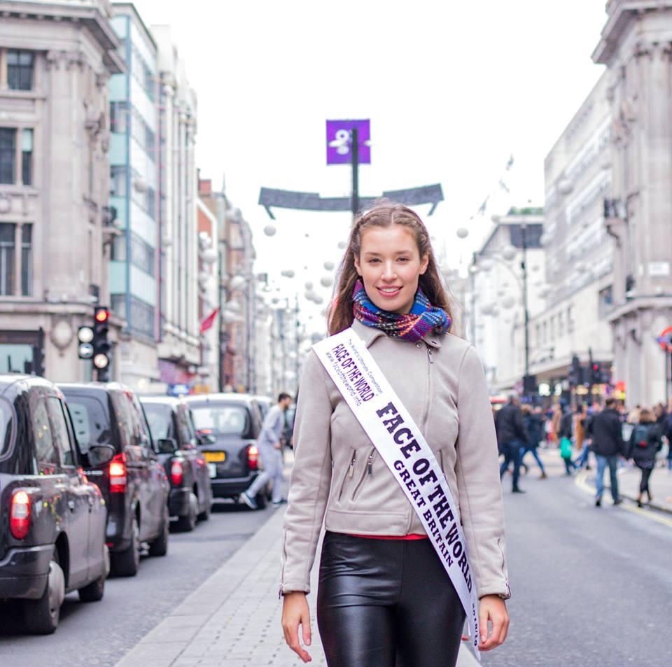 Road to Miss Universe Great Britain 2019 is Emma Victoria Jenkins - Page 2 46932410