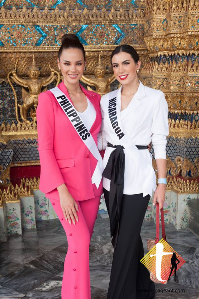 © PAGEANT MANIA © MISS UNIVERSE 2018 - OFFICIAL COVERAGE Finals - Page 35 47189210