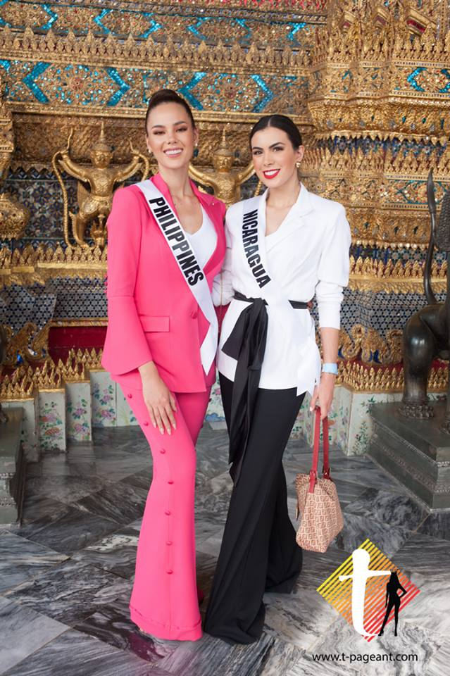 © PAGEANT MANIA © MISS UNIVERSE 2018 - OFFICIAL COVERAGE Finals - Page 35 47310110