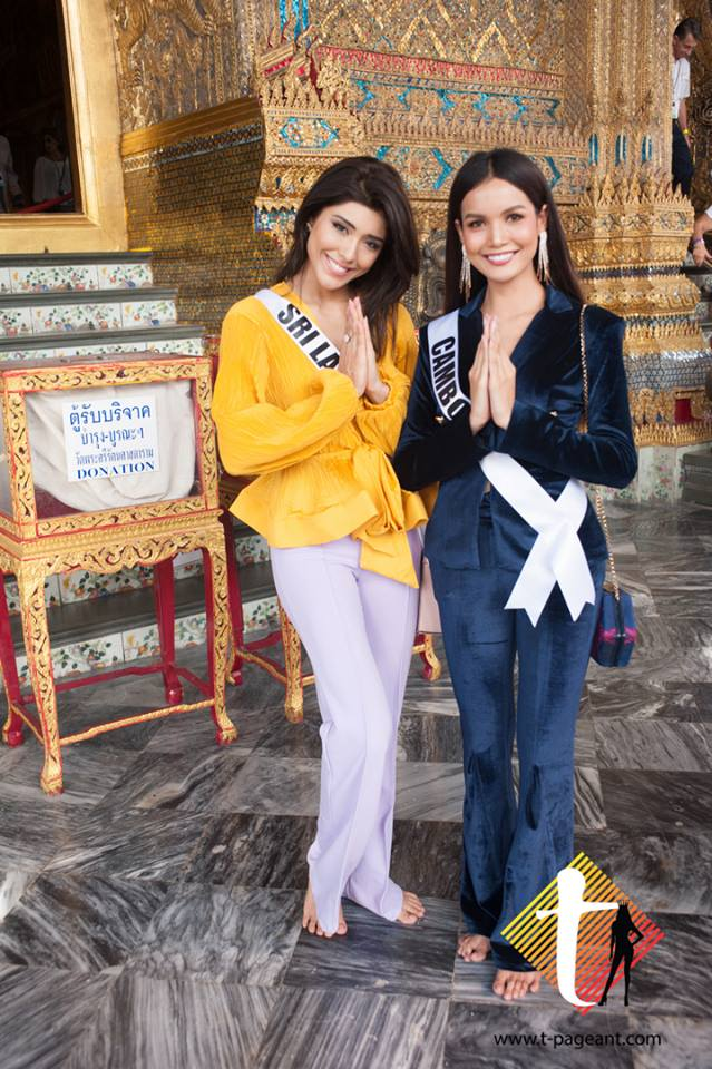 © PAGEANT MANIA © MISS UNIVERSE 2018 - OFFICIAL COVERAGE Finals - Page 35 47321110