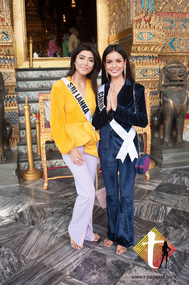 © PAGEANT MANIA © MISS UNIVERSE 2018 - OFFICIAL COVERAGE Finals - Page 35 47339010