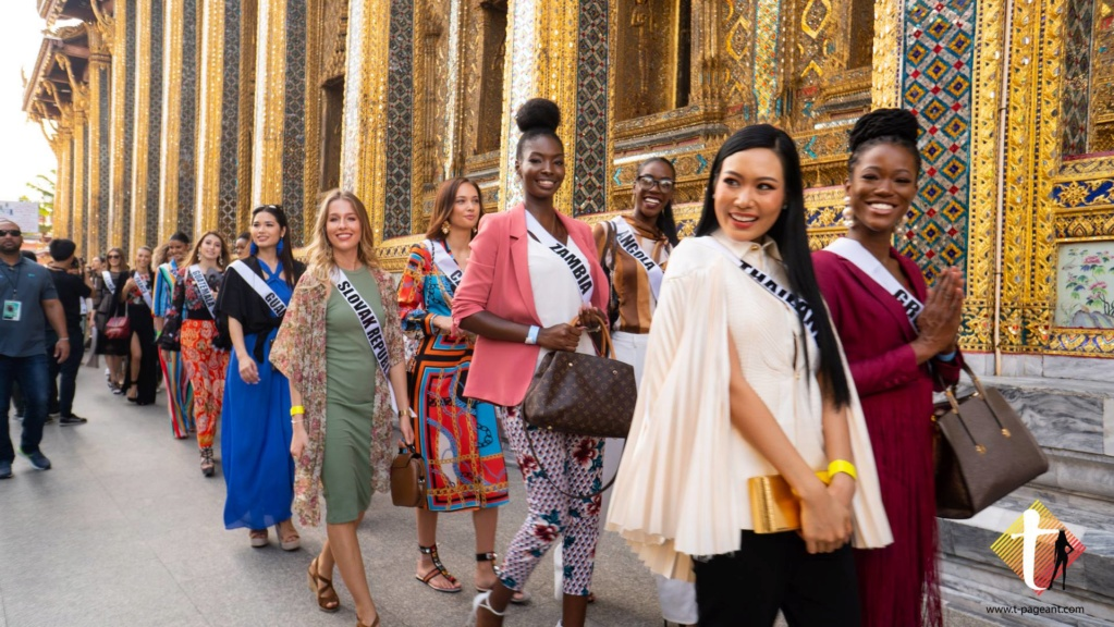 © PAGEANT MANIA © MISS UNIVERSE 2018 - OFFICIAL COVERAGE Finals - Page 35 47358910