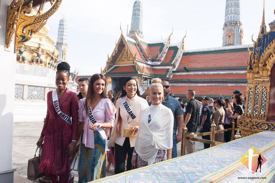 © PAGEANT MANIA © MISS UNIVERSE 2018 - OFFICIAL COVERAGE Finals - Page 35 47373210