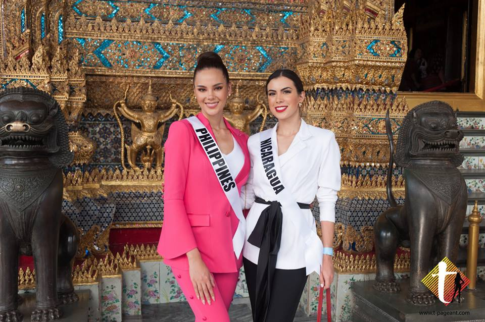 © PAGEANT MANIA © MISS UNIVERSE 2018 - OFFICIAL COVERAGE Finals - Page 35 47375010