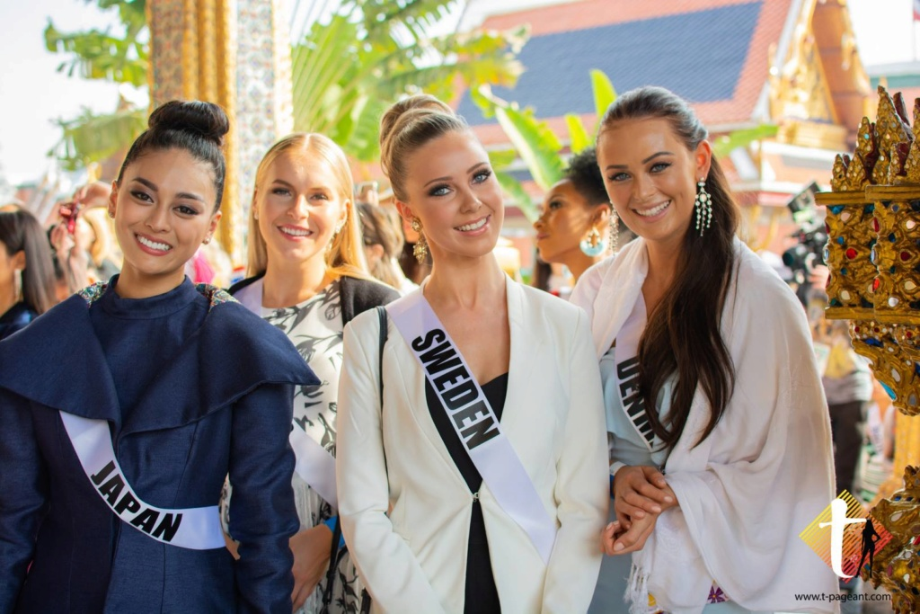 © PAGEANT MANIA © MISS UNIVERSE 2018 - OFFICIAL COVERAGE Finals - Page 35 47376611
