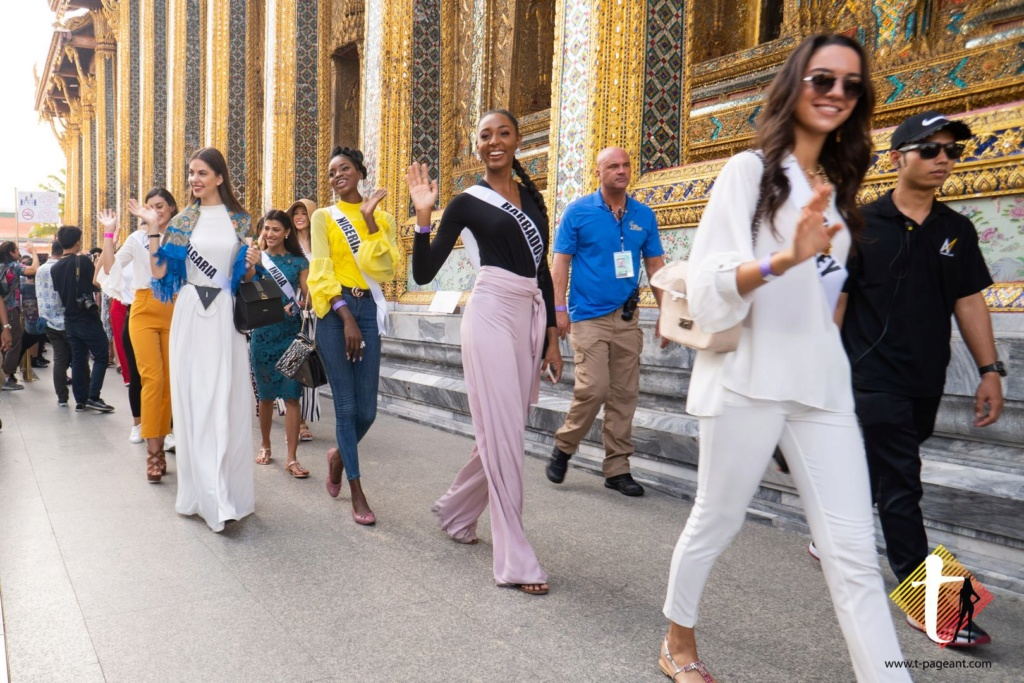 © PAGEANT MANIA © MISS UNIVERSE 2018 - OFFICIAL COVERAGE Finals - Page 35 47380414