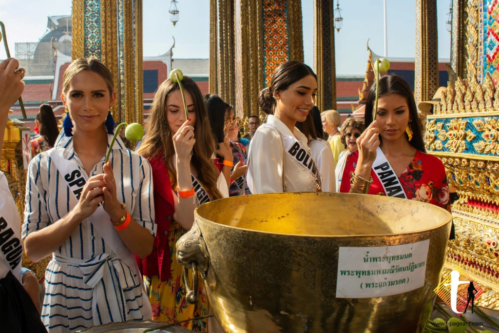 © PAGEANT MANIA © MISS UNIVERSE 2018 - OFFICIAL COVERAGE Finals - Page 35 47395110