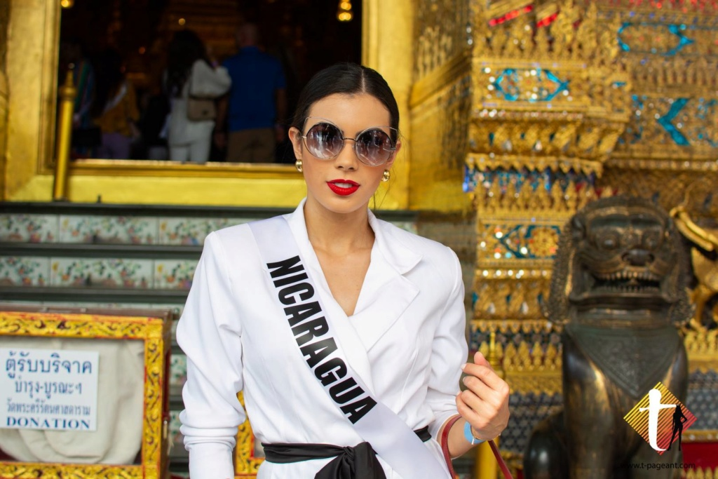 © PAGEANT MANIA © MISS UNIVERSE 2018 - OFFICIAL COVERAGE Finals - Page 35 47396510
