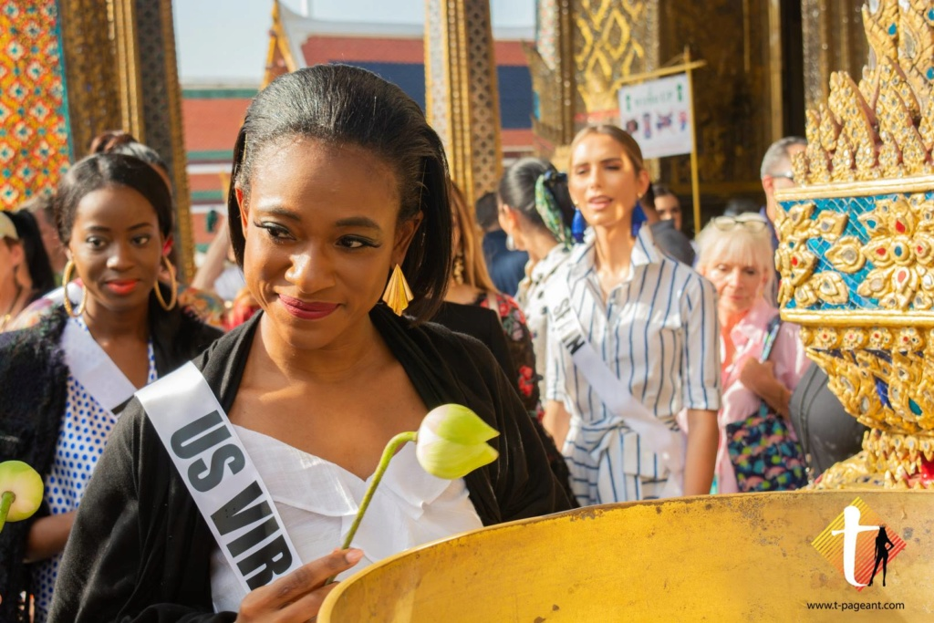 © PAGEANT MANIA © MISS UNIVERSE 2018 - OFFICIAL COVERAGE Finals - Page 35 47429210