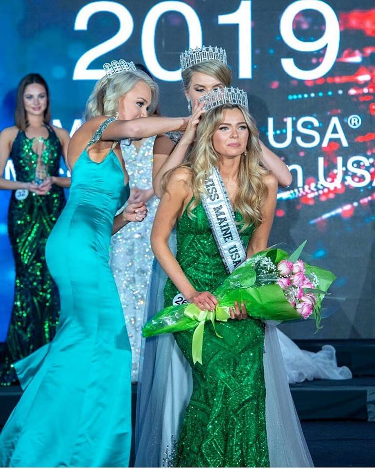 ROAD TO MISS USA 2019 - May 2  - Page 2 47433512