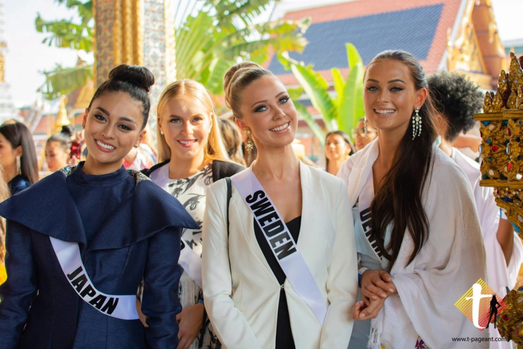 © PAGEANT MANIA © MISS UNIVERSE 2018 - OFFICIAL COVERAGE Finals - Page 35 47450010