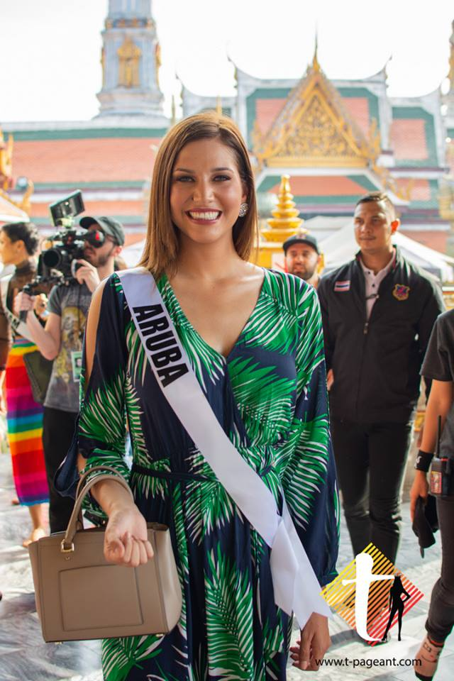 © PAGEANT MANIA © MISS UNIVERSE 2018 - OFFICIAL COVERAGE Finals - Page 35 47465512
