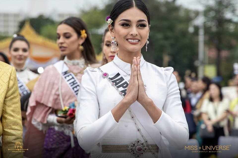 © PAGEANT MANIA © MISS UNIVERSE 2018 - OFFICIAL COVERAGE Finals - Page 38 47680014