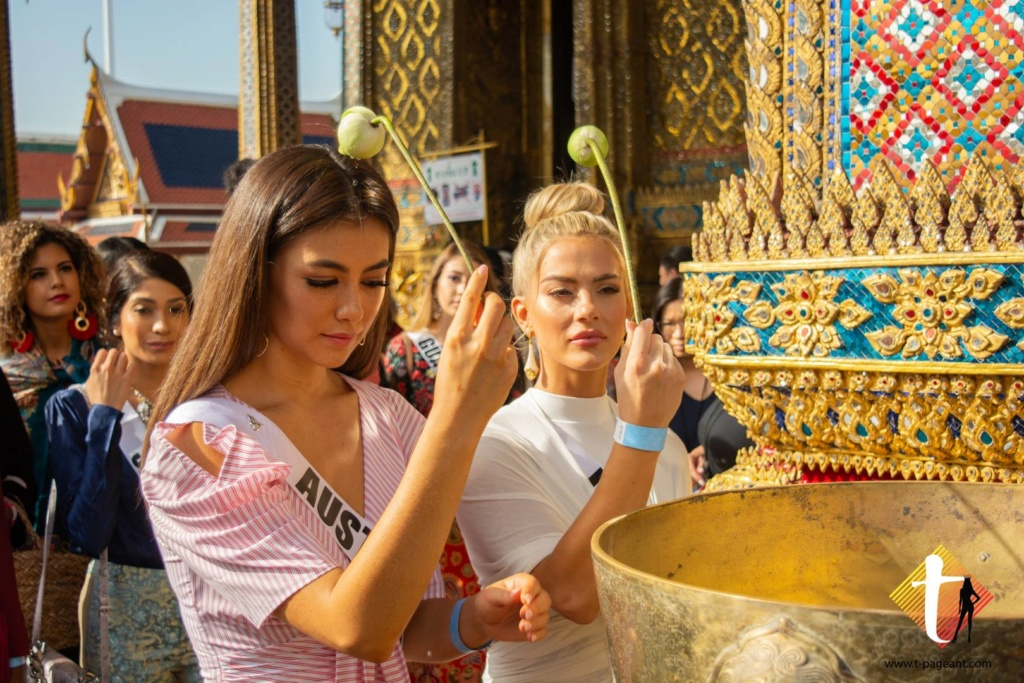 © PAGEANT MANIA © MISS UNIVERSE 2018 - OFFICIAL COVERAGE Finals - Page 35 47681510