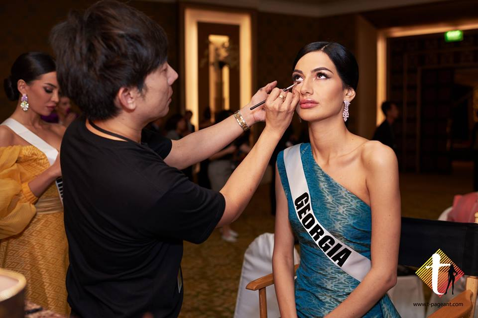 © PAGEANT MANIA © MISS UNIVERSE 2018 - OFFICIAL COVERAGE Finals - Page 38 48187910